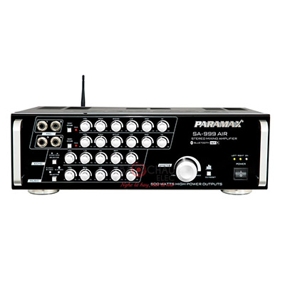 Amply karaoke Paramax SA-999 Air New