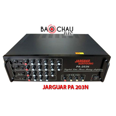 Amply Karaoke Jarguar 203N bãi xịn