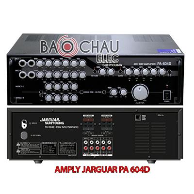 AMPLY KARAOKE JARGUAR PA 604D