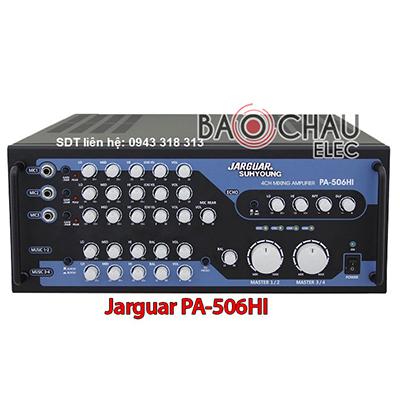Amply Karaoke Jarguar PA-506HI