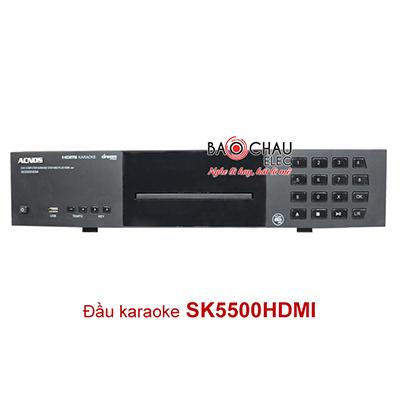 Đầu Karaoke Acnos SK5500HDMI