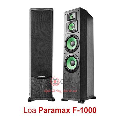 Loa Paramax F1000