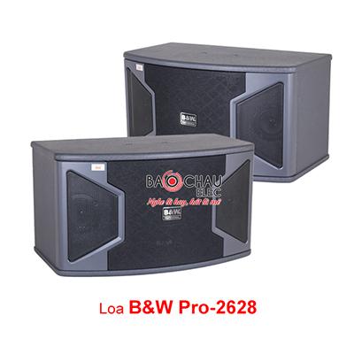 Loa Karaoke B&W PRO 2628 (bass 25cm)