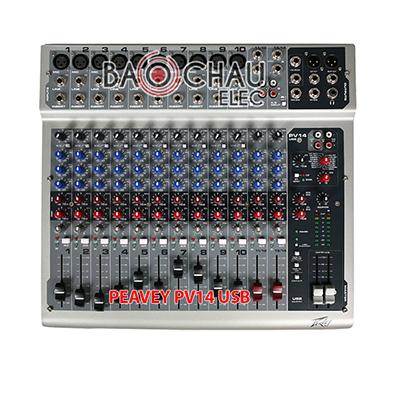 Bàn mixer Peavey F4-USB