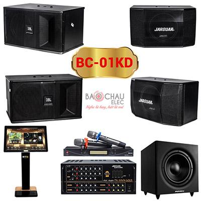 Dàn karaoke BC-01KD