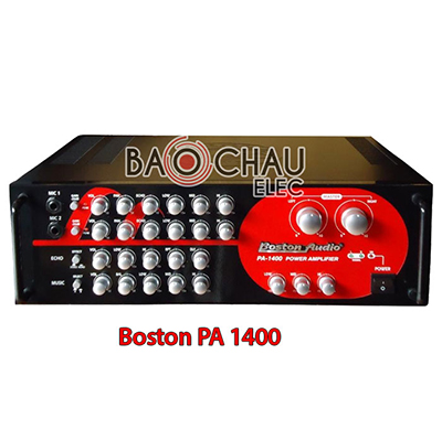 Amply Karaoke Boston PA-1400