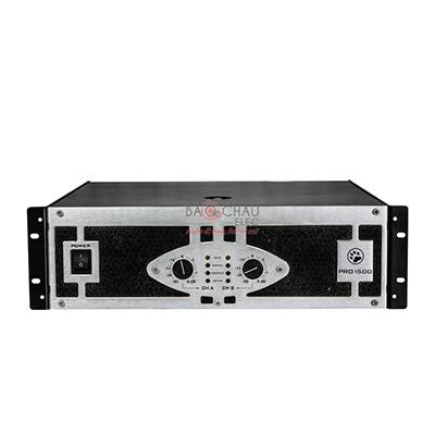 Cục đẩy công suất Catking Pro1500 (2CHx1500W)