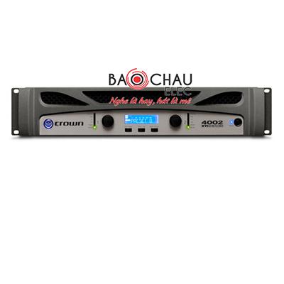 Cục đẩy Crown XTi 4002 (2CHx650W)