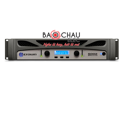 Cục đẩy công suất Crown XTi 6002 (2CHx1200W)