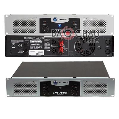 Cục đẩy công suất Crown LPS-1500