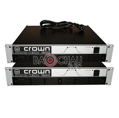 Cục đẩy công suất Crown 1200