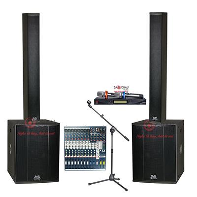 Dàn âm thanh BC-AS03 (cho diện tích 200m2)