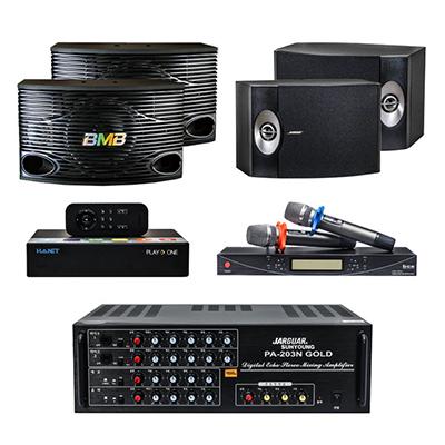 Dàn karaoke BC-57GD
