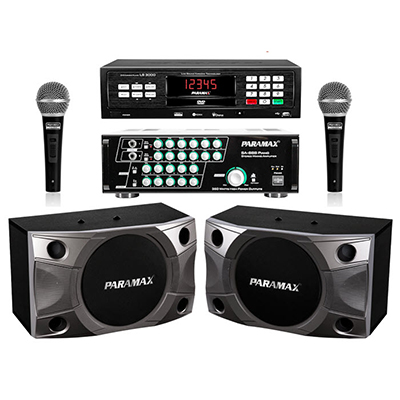 Dàn karaoke gia đình Paramax BC-PRM01