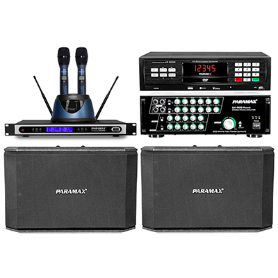 Dàn karaoke Paramax BC-PRM02