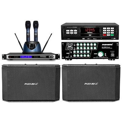 Dàn karaoke gia đình Paramax BC-PRM02