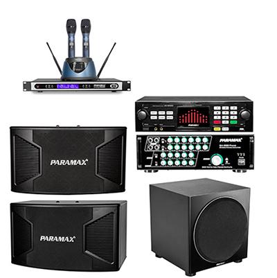 Dàn karaoke gia đình Paramax BC-PRM03
