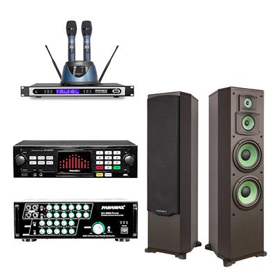 Dàn karaoke gia đình Paramax BC-PRM04
