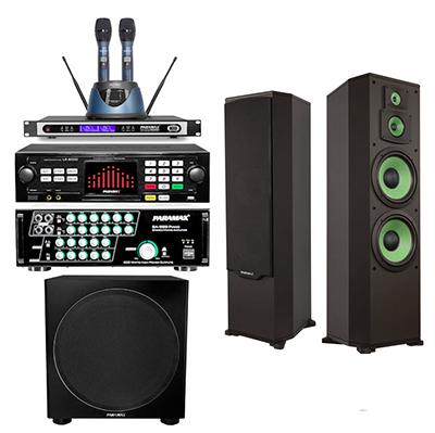 Dàn karaoke gia đình Paramax BC-PRM05