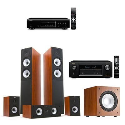 Dàn nghe nhạc, xem phim BC-NNXP09 (15m2-25m2)