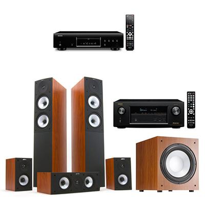 Dàn nghe nhạc, xem phim BC-NNXP13 (15m2-25m2)
