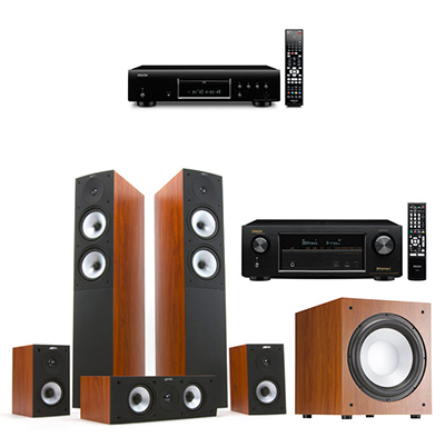 Dàn nghe nhạc, xem phim BC-NNXP14 (15m2-25m2)