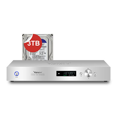 Đầu karaoke VietKTV HD Plus 3TB