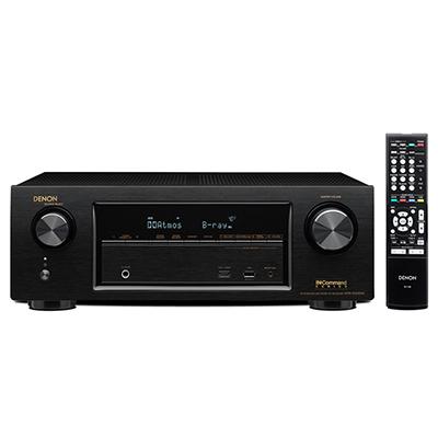 Amply nghe nhạc Denon AVR X1200W