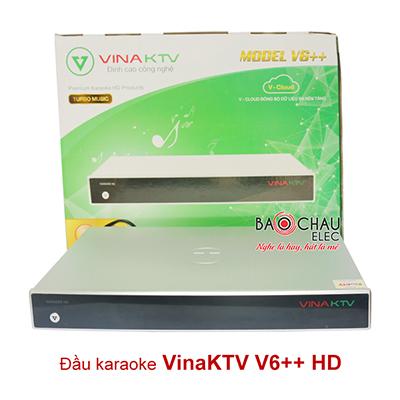 Đầu Karaoke VinaKTV V6++ HD 3TB