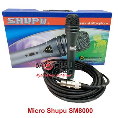 Micro Shupu SM8000