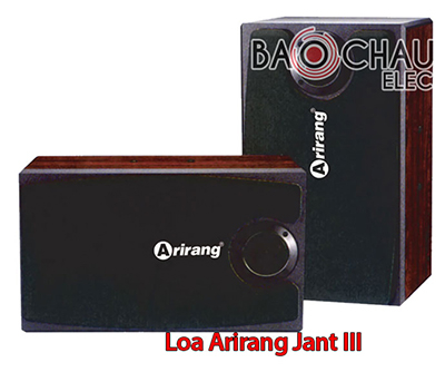 Loa Arirang Jant III (bass 25cm)