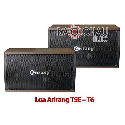 Loa Arirang TSE – T6 (bass 20cm)