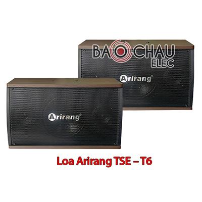 Loa Karaoke Arirang TSE – T6 (bass 20cm)