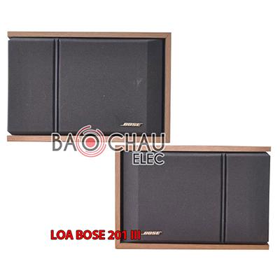 Loa Bose 201 series III