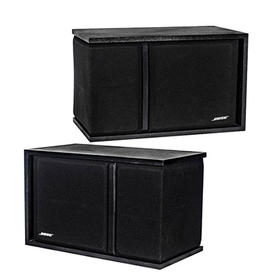 Loa Karaoke Bose 301 seri III bãi (Đen) (bass 20cm)