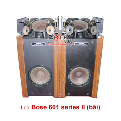 Loa Bose 601 series II bãi (2 bass 20cm)