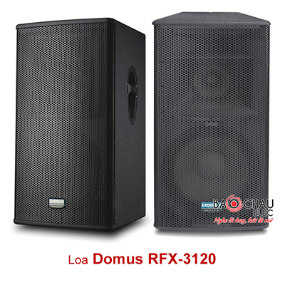 Loa Domus RFX-3120 (Full bass30cm)