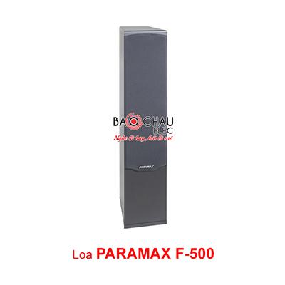 Loa Paramax F500