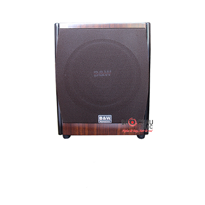 Loa B&W X555J (Sub điện bass 30cm)