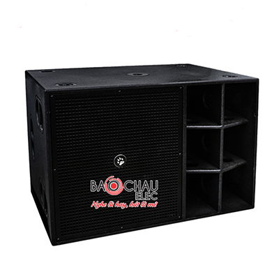 Loa Sub Cat King VF18Sub (Sub hơi bass 5 tấc)