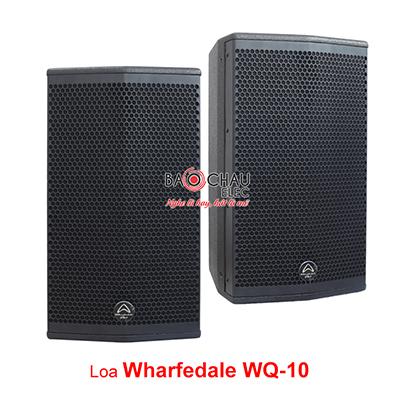 Loa Wharfedale WQ-10 (bass 25cm)