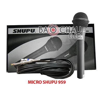 Micro có dây Shupu 959