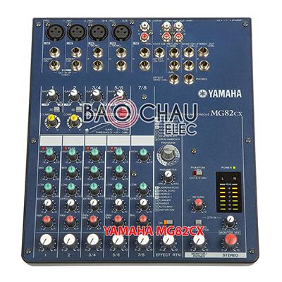 Bàn mixer Yamaha MG 82CX