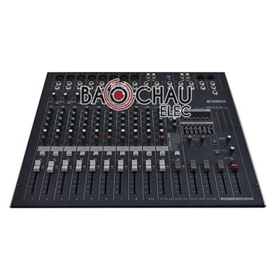 Bàn mixer Yamaha MG12/4 USB