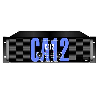 Cục đẩy công suất Soundstandard CA12 (2CHx800W)