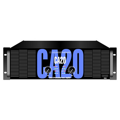 Cục đẩy Soundstandard CA20 (2CHx1300W)