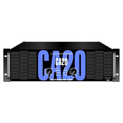 Cục đẩy công suất Soundstandard CA20 (2CHx1300W)