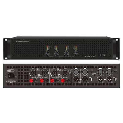 Cục đẩy công suất Soundstandard TX300Q (4CHx300W)