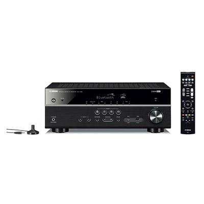 Amply nghe nhạc Yamaha RX V385 (Black)