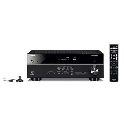 Amply nghe nhạc Yamaha RX V485 (Black)